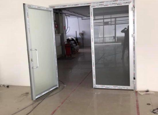 Alüminyum Çift Kanat Kapı